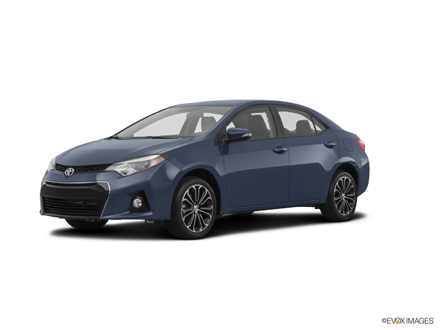 2016 Toyota Corolla Vehicle Photo in Midlothian, VA 23112