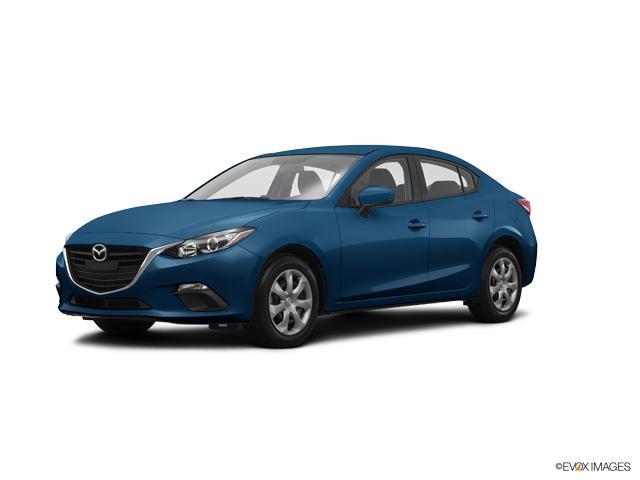 2016 Mazda3 Vehicle Photo in Rockville, MD 20852