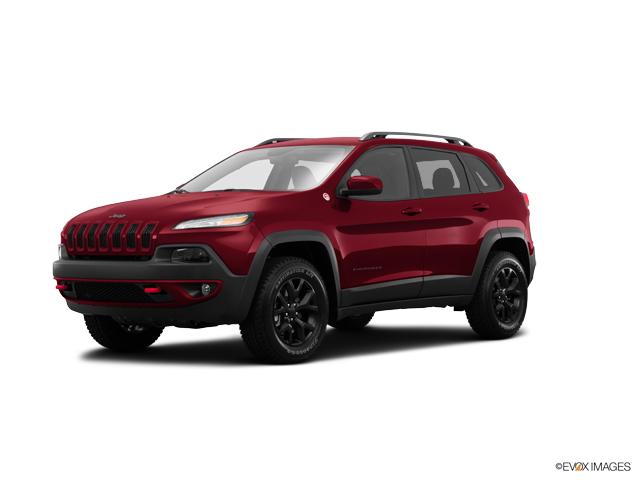 2016 Jeep Cherokee Vehicle Photo in San Antonio, TX 78257