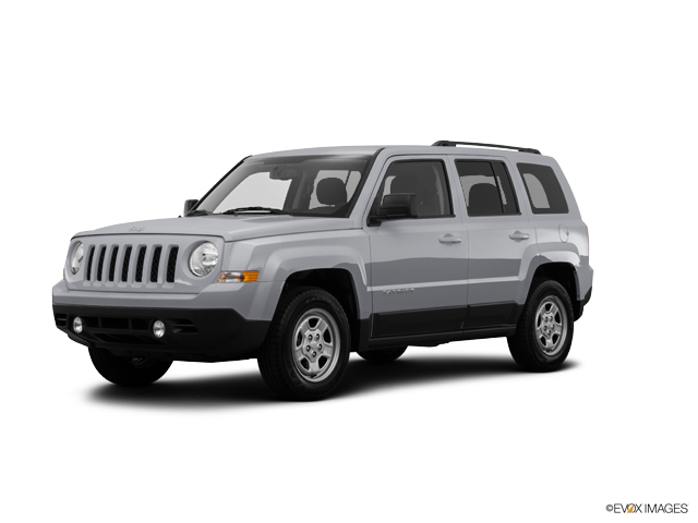 2016 Jeep Patriot Vehicle Photo in Frederick, MD 21704