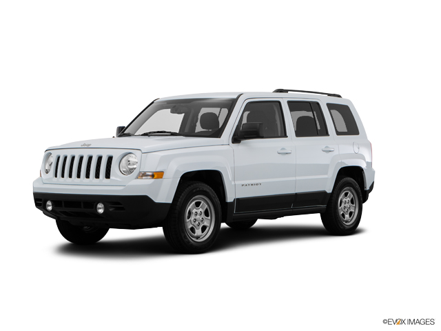 2016 Jeep Patriot Vehicle Photo in Pahrump, NV 89048
