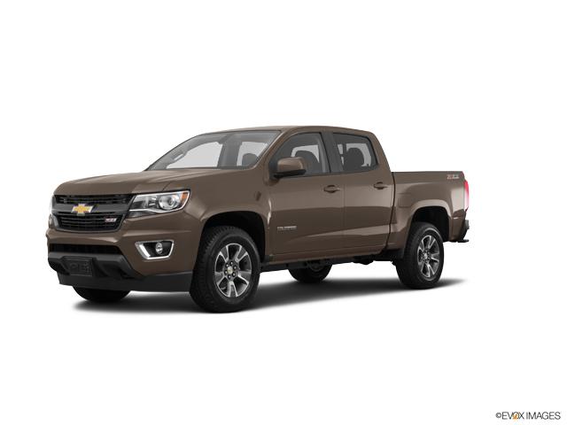 Luxury 2016 Chevrolet Colorado Z71 2.8 L Diesel Crew Cab