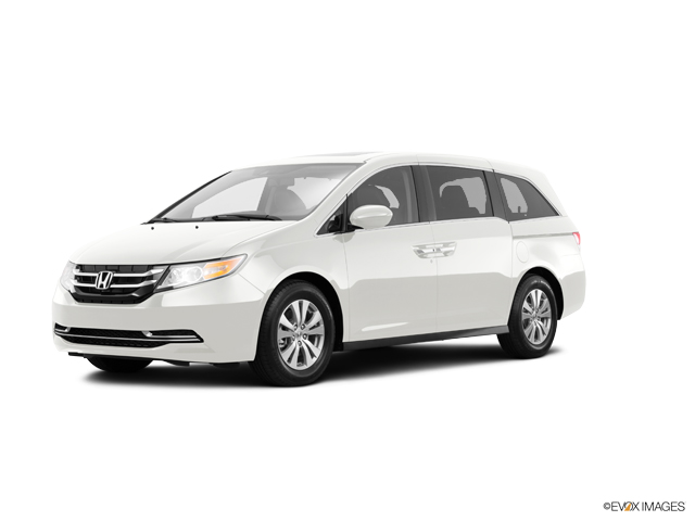2016 Honda Odyssey Vehicle Photo in Midland, TX 79703