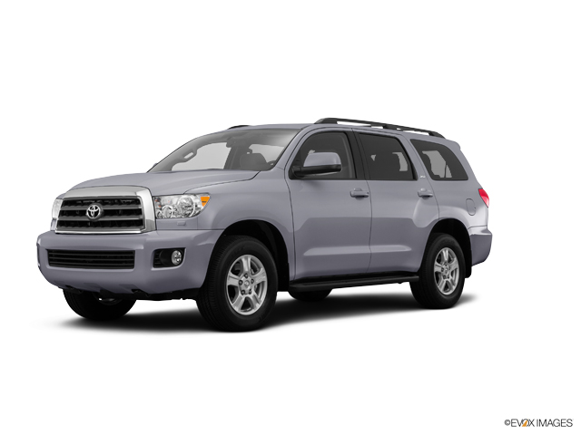 2016 Toyota Sequoia Vehicle Photo in Houston, TX 77546