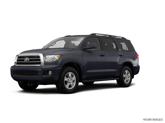 2016 Toyota Sequoia Vehicle Photo in Mission, TX 78572