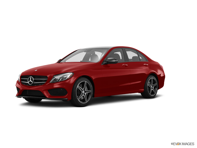 2016 Mercedes-Benz C-Class Vehicle Photo in Edinburg, TX 78542