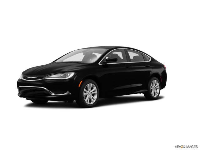 2016 Chrysler 200 Vehicle Photo in Joliet, IL 60435