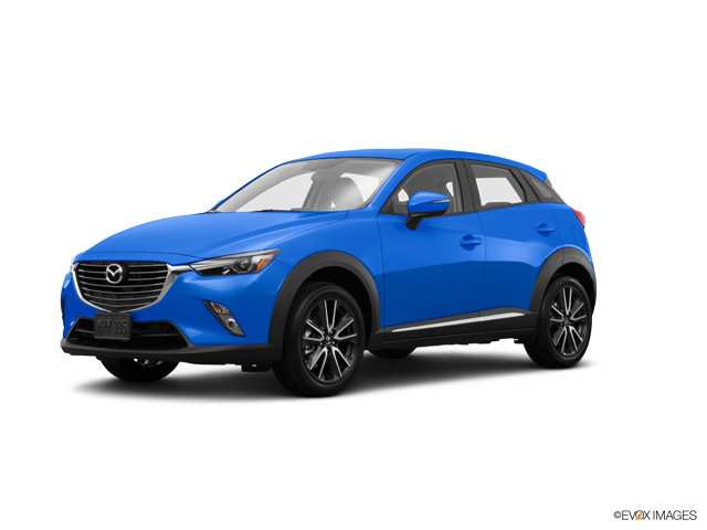 2016 Mazda CX-3 Vehicle Photo in Colorado Springs, CO 80920