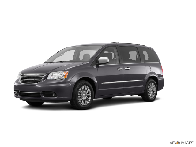 2016 Chrysler Town & Country Vehicle Photo in Woodbridge, VA 22191