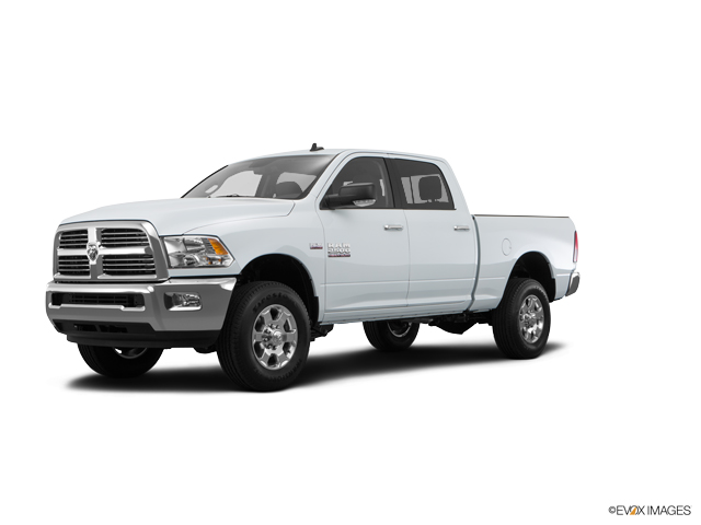2016 Ram 2500 Vehicle Photo in Colorado Springs, CO 80920