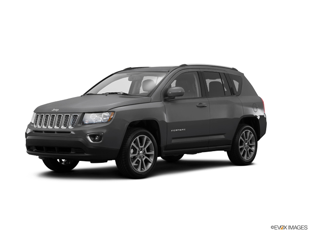 2016 Jeep Compass Vehicle Photo in Hyde Park, VT 05655
