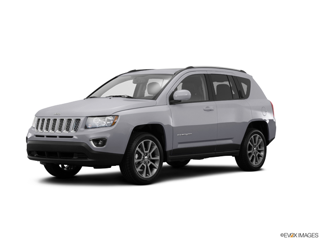 2016 Jeep Compass Vehicle Photo in Joliet, IL 60435