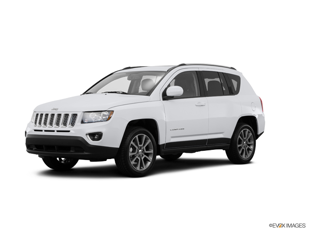 2016 Jeep Compass Vehicle Photo in Lansing, MI 48911