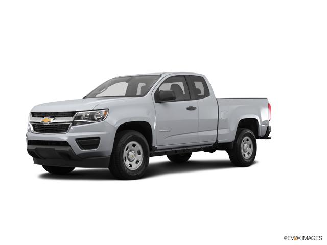 2016 Chevrolet Colorado Vehicle Photo in Wesley Chapel, FL 33544