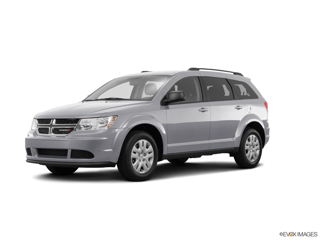 2016 Dodge Journey Vehicle Photo in Redding, CA 96002