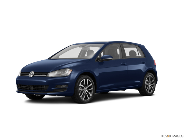 Eckert Hyundai Denton Tx >> 2016 Volkswagen Golf TSI S Night Blue Metallic 1.8T S PZEV ...