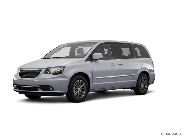 2016 Chrysler Town & Country Vehicle Photo in Plainfield, IL 60586-5132