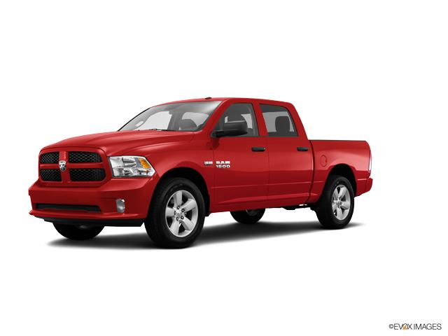 2016 Ram 1500 Vehicle Photo in Odessa, TX 79762