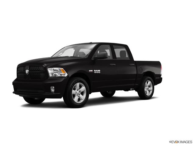 2016 Ram 1500 Vehicle Photo in Midland, TX 79703