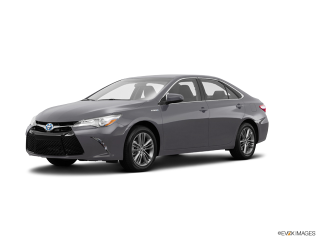 2016 Toyota Camry Hybrid Vehicle Photo in San Leandro, CA 94577