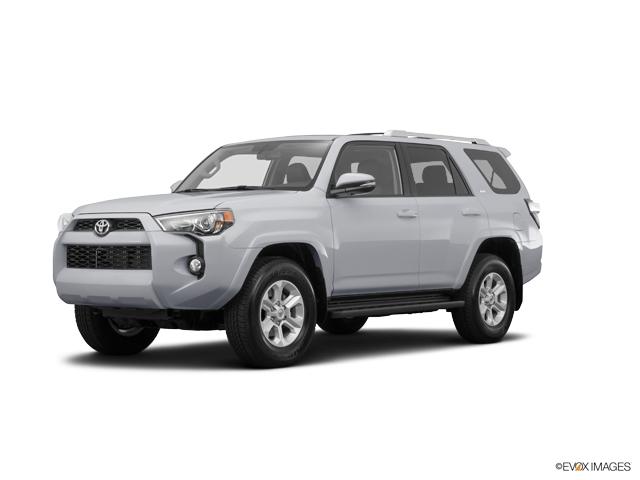 2016 Toyota 4Runner Vehicle Photo in Midland, TX 79703