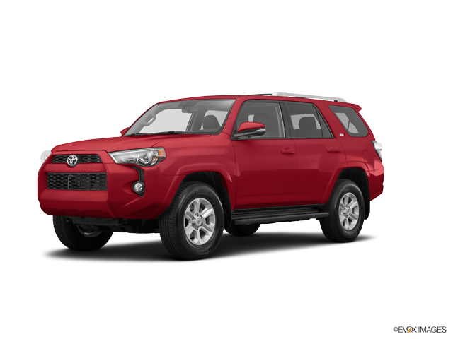 2016 Toyota 4Runner Vehicle Photo in Rome, GA 30161