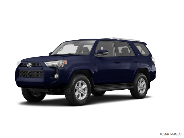 2016 Toyota 4Runner Vehicle Photo in Anchorage, AK 99515