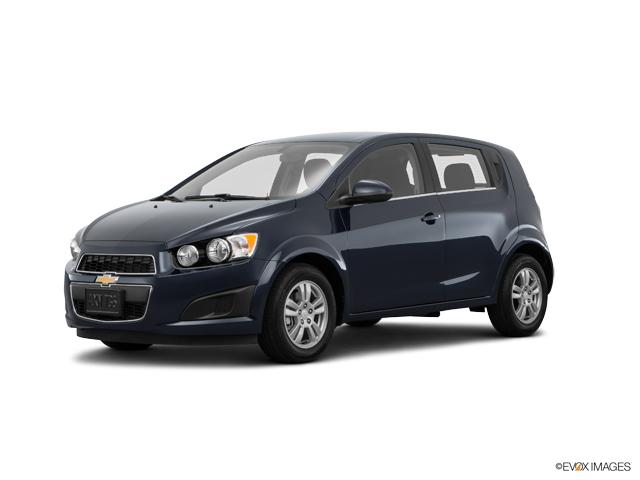 2016 Chevrolet Sonic Vehicle Photo in Norfolk, VA 23502