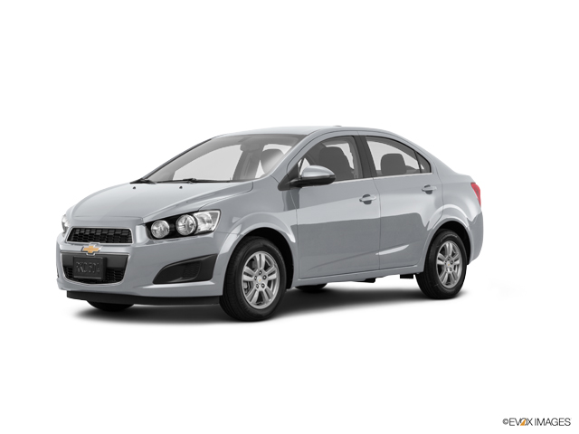 2016 Chevrolet Sonic Vehicle Photo in Plainfield, IL 60586-5132