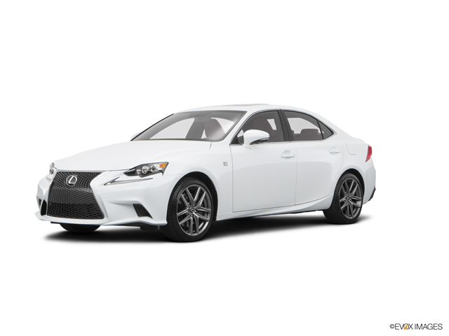 2016 Lexus IS Turbo Vehicle Photo in Modesto, CA 95356