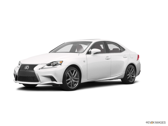 2016 Lexus IS 300 Vehicle Photo in Colorado Springs, CO 80905
