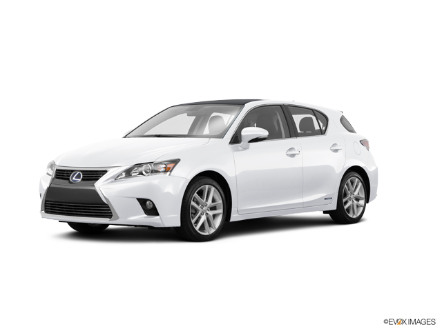 2016 Lexus CT 200h Vehicle Photo in Modesto, CA 95356