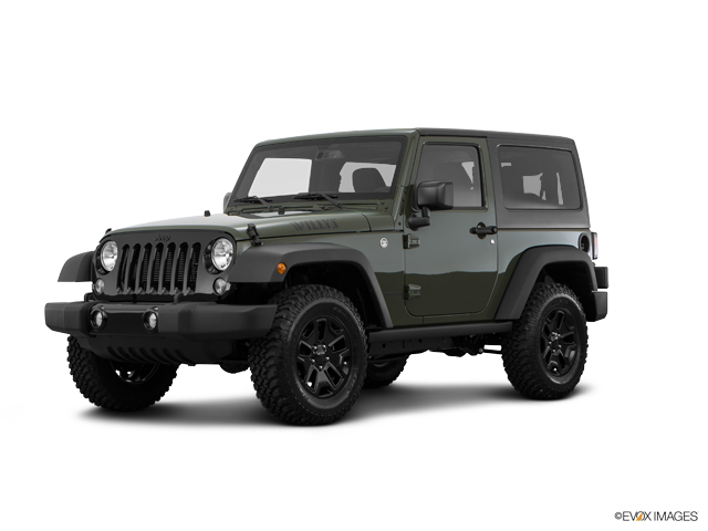 2016 Used Jeep Wrangler 4WD 2dr Willys Wheeler 2D Sport ...