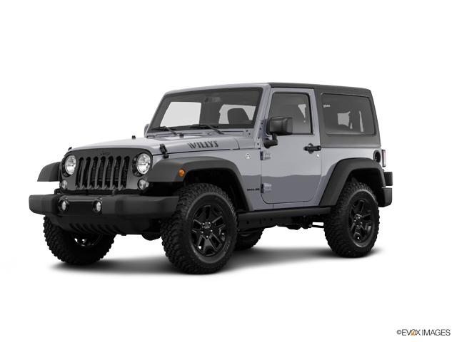2016 Jeep Wrangler Vehicle Photo in Gardner, MA 01440