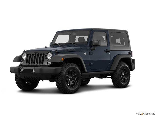2016 Jeep Wrangler Vehicle Photo in Joliet, IL 60435