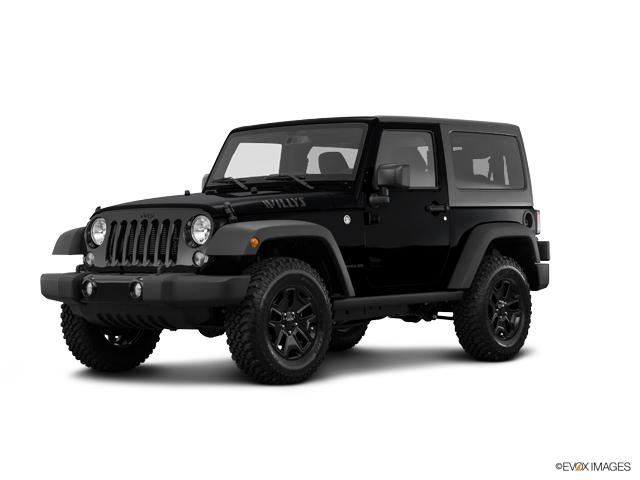 2016 Jeep Wrangler Vehicle Photo in Colma, CA 94014