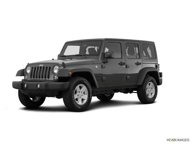 2016 Jeep Wrangler Unlimited Vehicle Photo in Killeen, TX 76541
