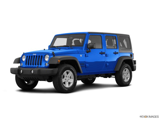 2016 Jeep Wrangler Unlimited for sale in Gadsden - 1C4BJWDG4GL301184