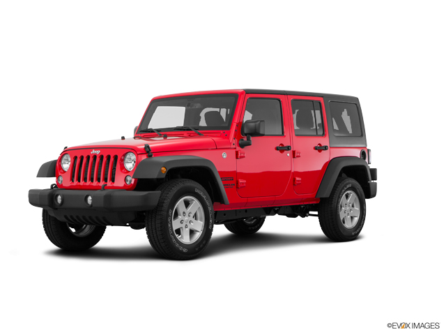 2016 Jeep Wrangler Unlimited Vehicle Photo in Springfield, MO 65807