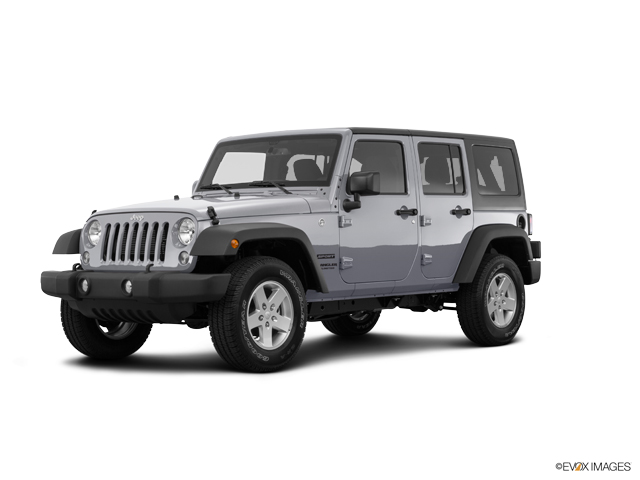 2016 Jeep Wrangler Unlimited Vehicle Photo in Odessa, TX 79762