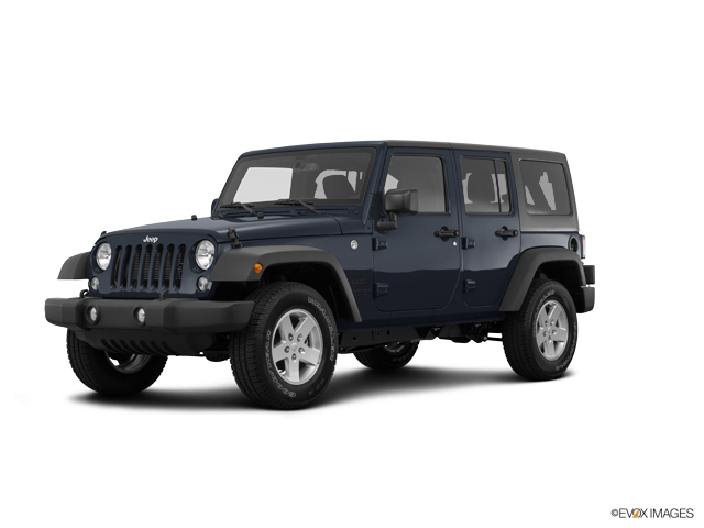 2016 Jeep Wrangler Unlimited Vehicle Photo in Wharton, TX 77488