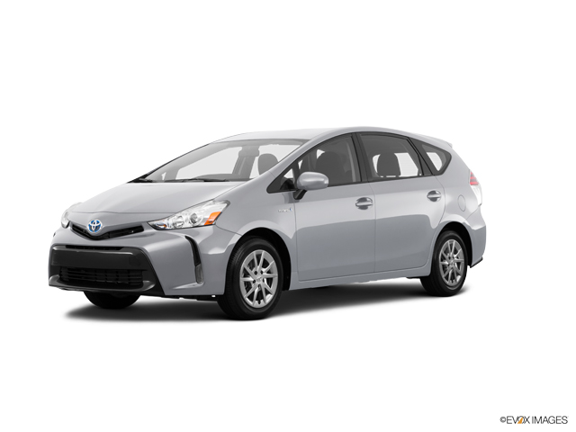 2016 Toyota Prius v Vehicle Photo in Merriam, KS 66203