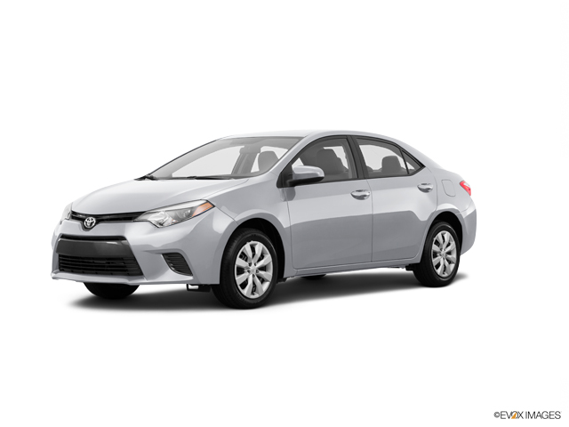 2016 Toyota Corolla Vehicle Photo in Franklin, TN 37067