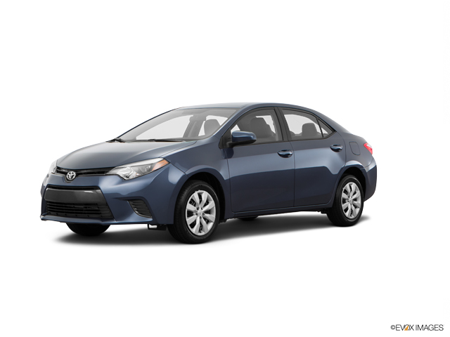 2016 Toyota Corolla Vehicle Photo in Rome, GA 30161