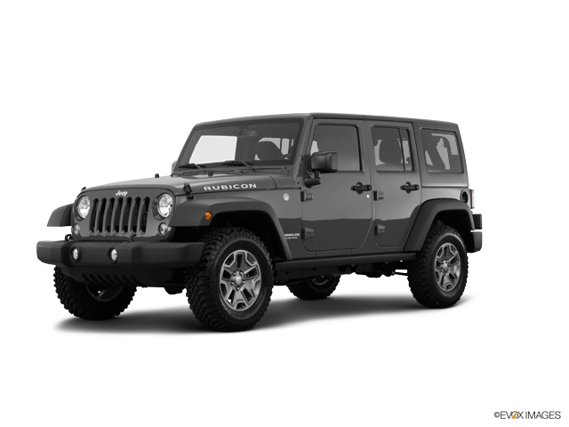 2016 Jeep Wrangler Unlimited Vehicle Photo in Medina, OH 44256