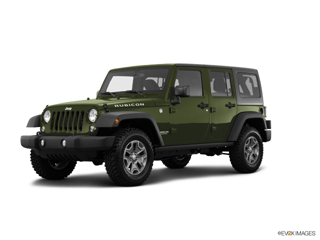 2016 Jeep Wrangler Unlimited Vehicle Photo in Rockford, IL 61107