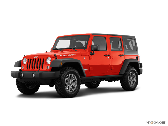 2016 Jeep Wrangler Unlimited Vehicle Photo in Colorado Springs, CO 80905