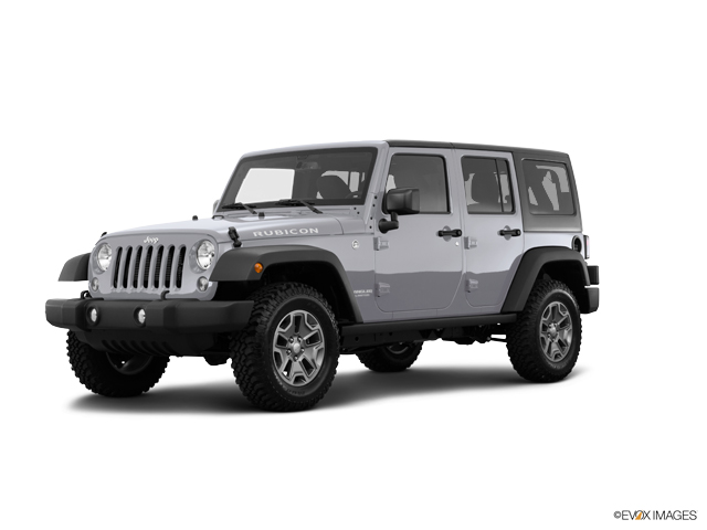2016 Jeep Wrangler Unlimited Vehicle Photo in Trinidad, CO 81082
