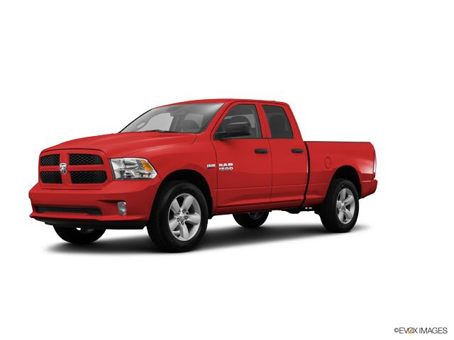 2016 Ram 1500 Vehicle Photo in Rome, GA 30161