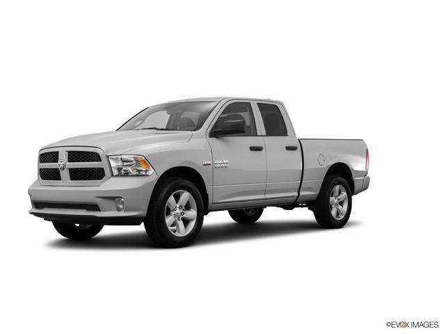 2016 Ram 1500 Vehicle Photo in San Angelo, TX 76903